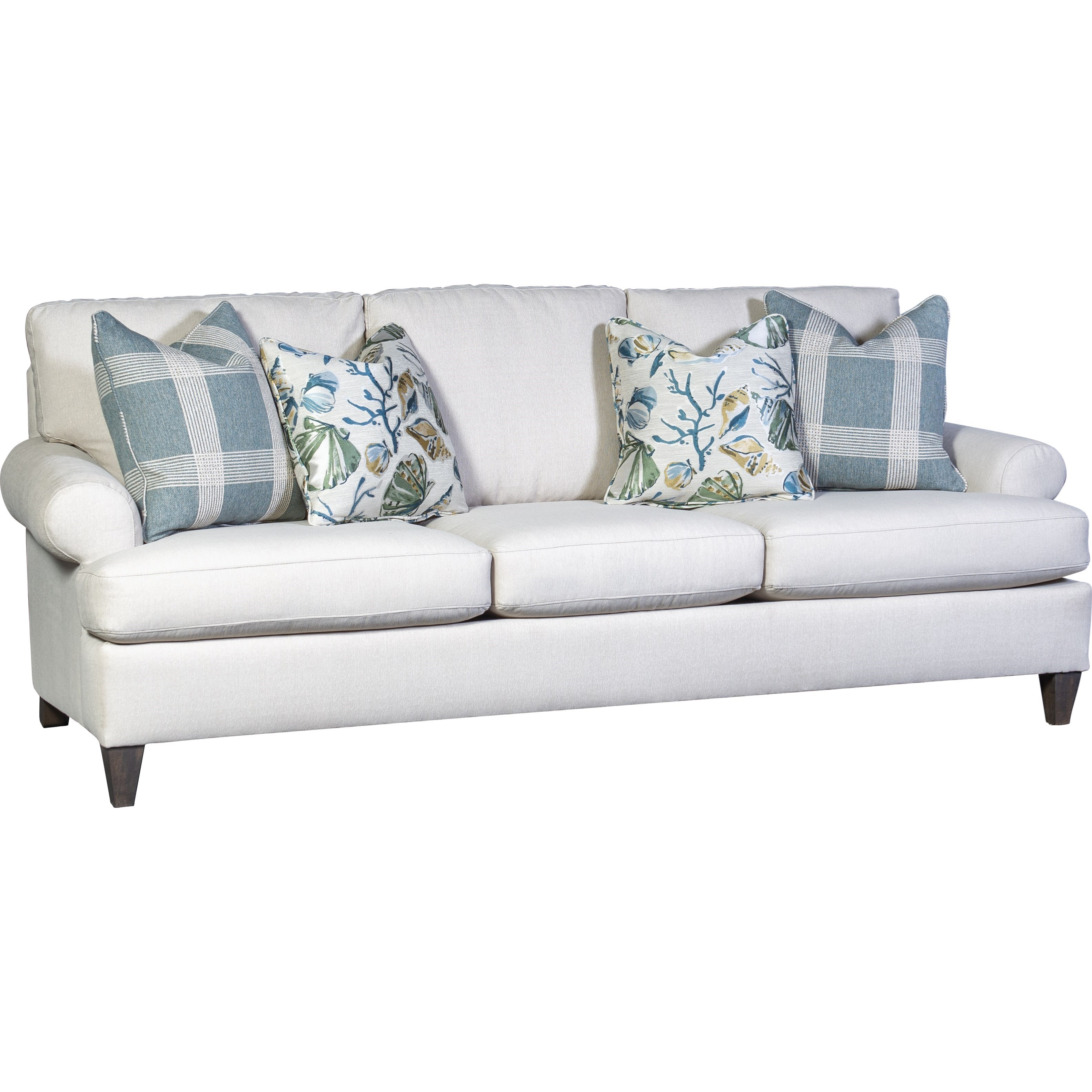 3270 Sofa by Mayo at Wilcox Furniture