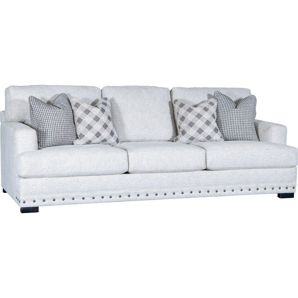 3333 Sofa by Mayo at Wilson's Furniture