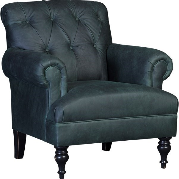 3419 Tufted Back Chair by Mayo at Story & Lee Furniture