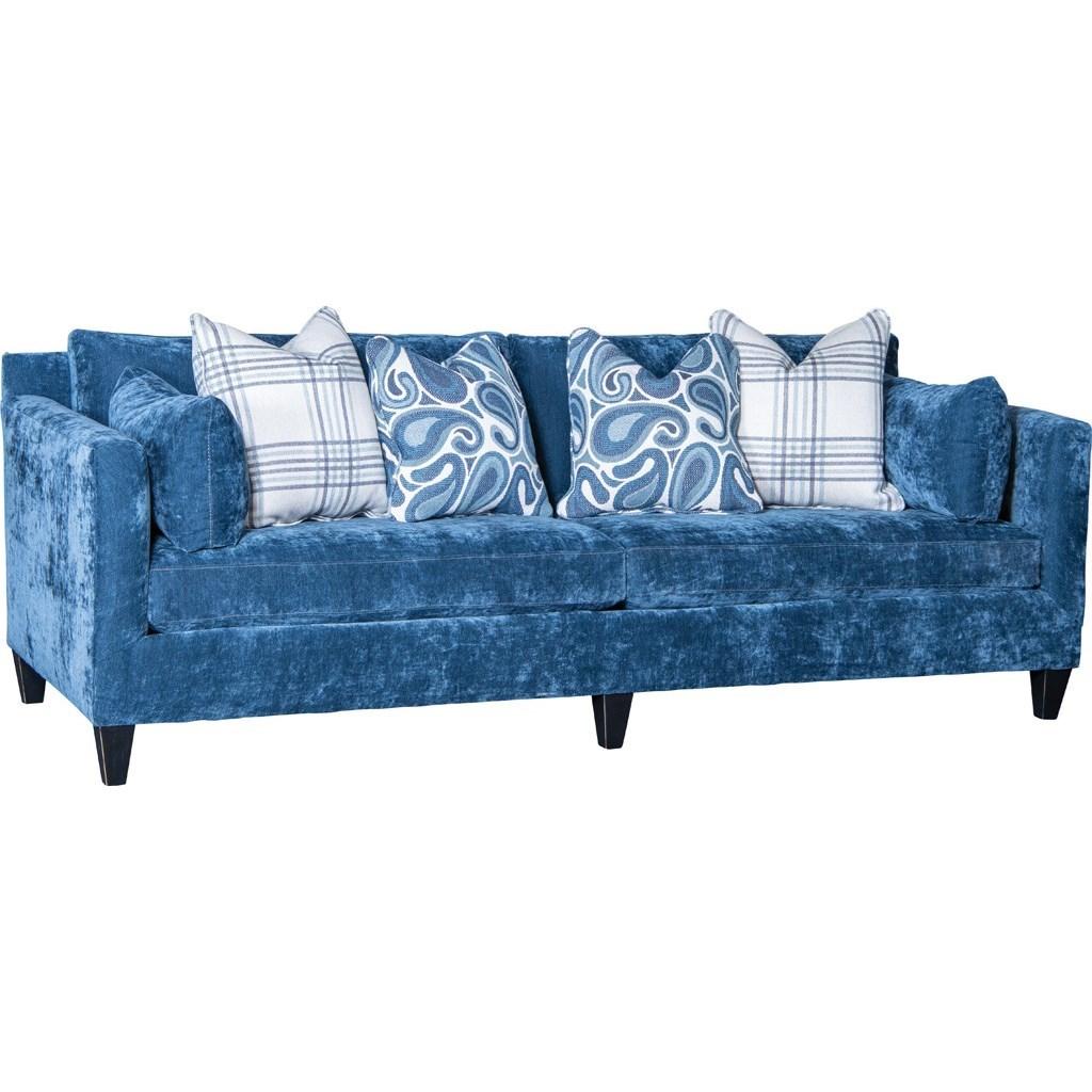 3555 Sofa by Mayo at Wilson's Furniture