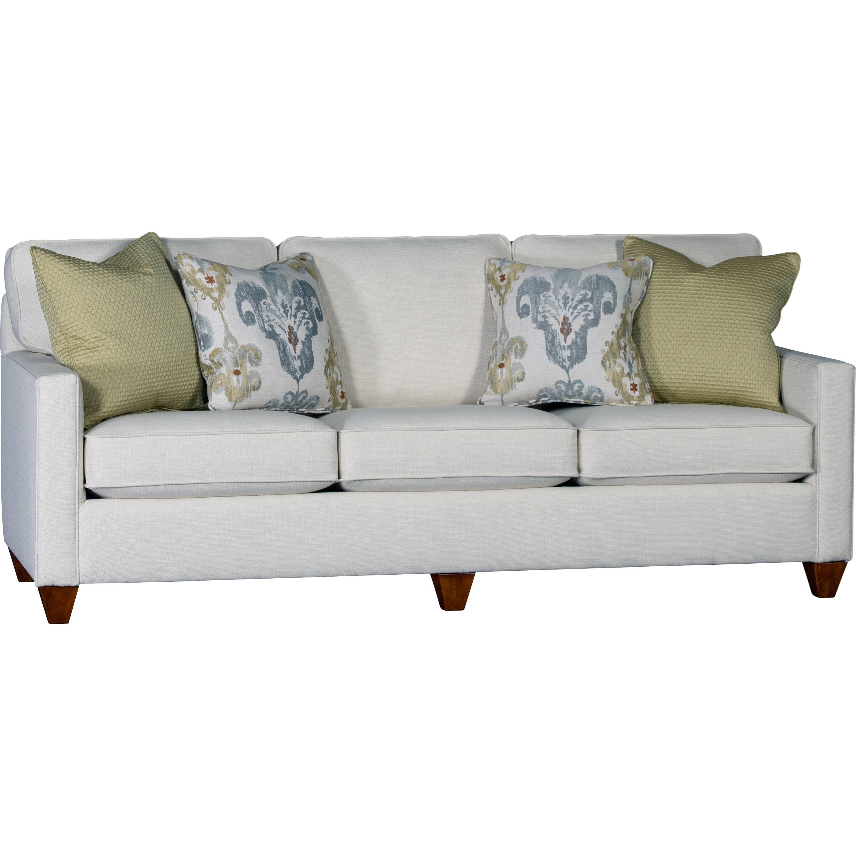 3830 Sofa by Mayo at Wilson's Furniture