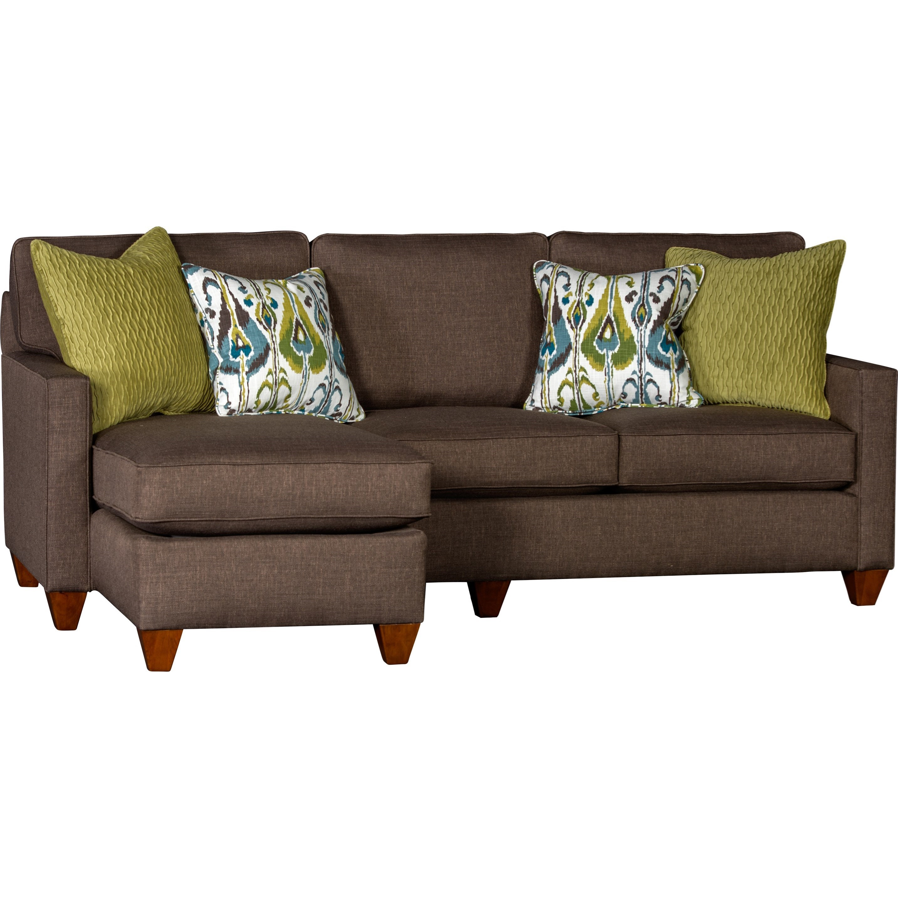 3830 Sectional with 3 Seats and Chaise by Mayo at Johnny Janosik