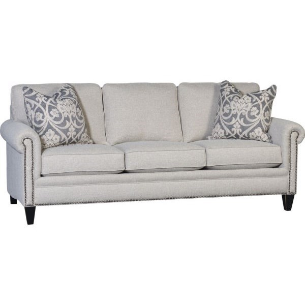 3949 Sofa by Mayo at Wilson's Furniture