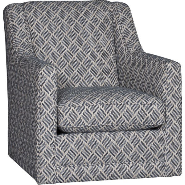 4000 Swivel Glider by Mayo at Wilson's Furniture