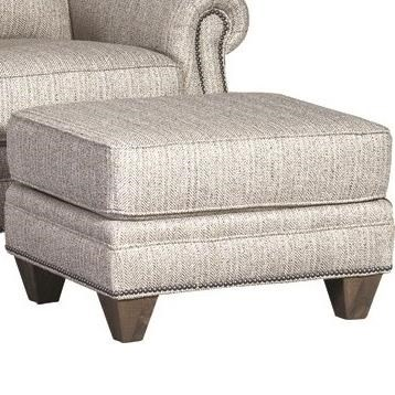 4290 Ottoman by Mayo at Pedigo Furniture