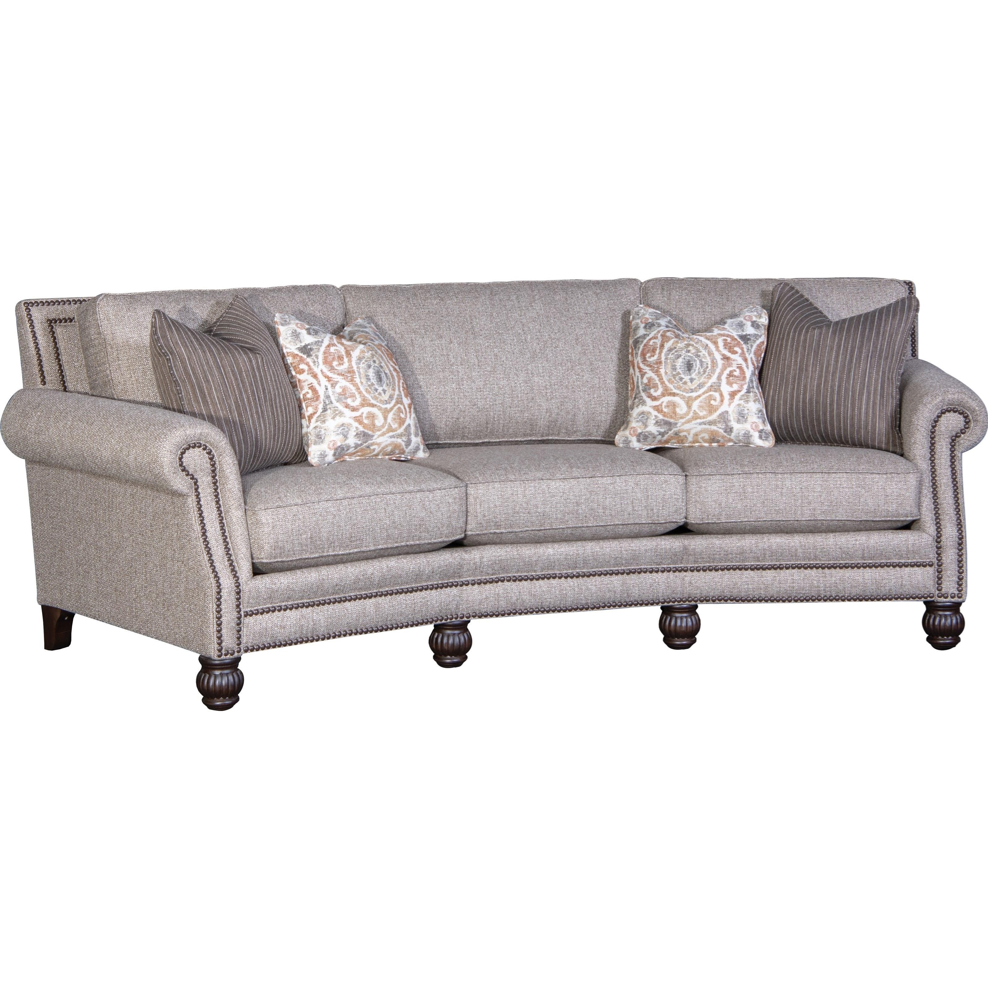 4300 Mayo Conversation Sofa by Mayo at Wilcox Furniture