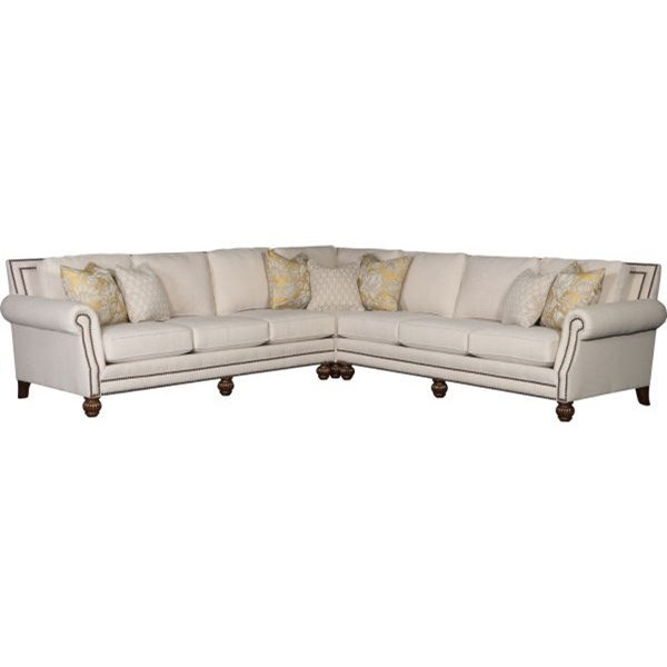 4300 Mayo Traditional Sectional by Mayo at Story & Lee Furniture