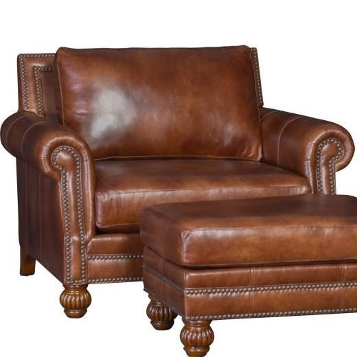 4300 Mayo Traditional Chair by Mayo at Miller Waldrop Furniture and Decor