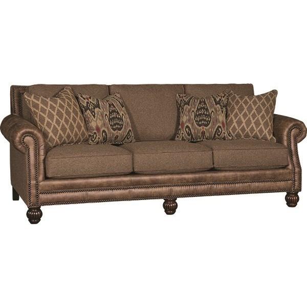 4300 Mayo Traditional Sofa by Mayo at Story & Lee Furniture
