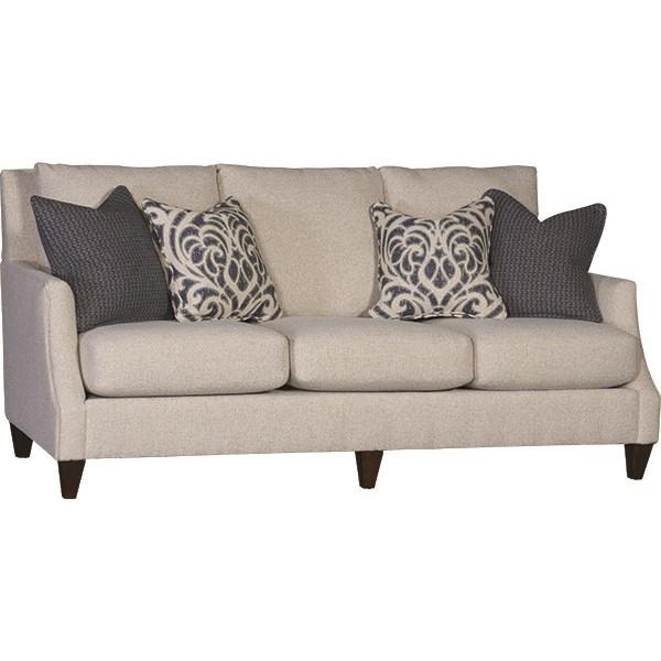 4490 Sofa by Mayo at Wilson's Furniture