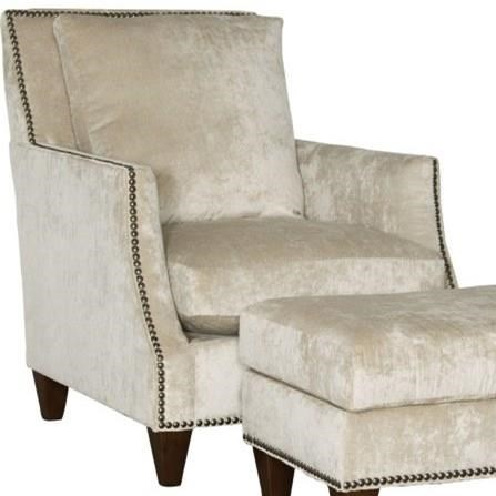 4490 Chair by Mayo at Wilson's Furniture
