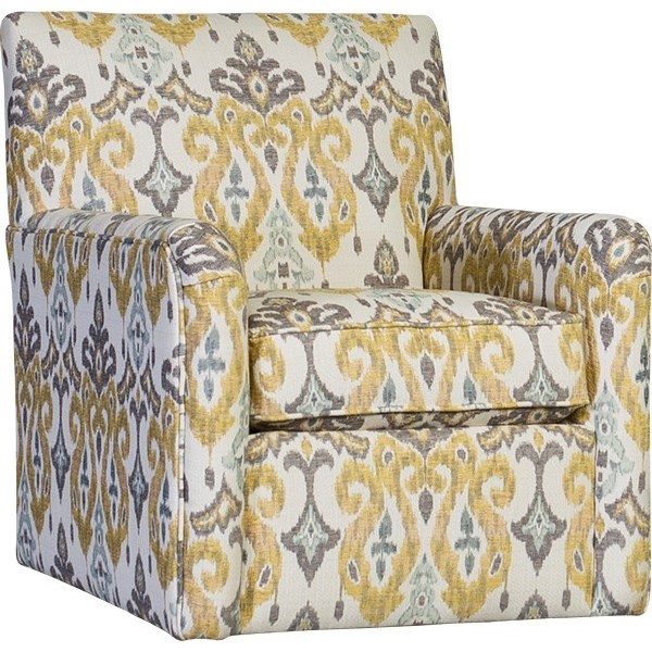 4575 Chair by Mayo at Wilson's Furniture