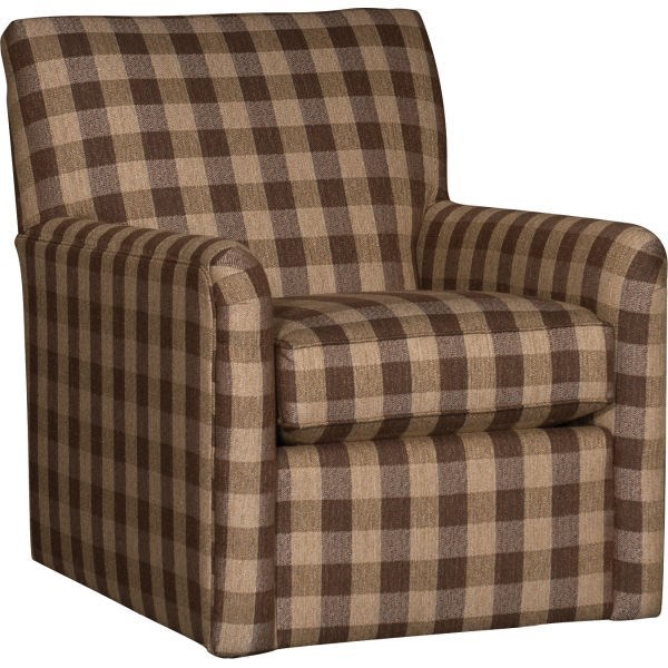 4575 Swivel Chair by Mayo at Wilcox Furniture