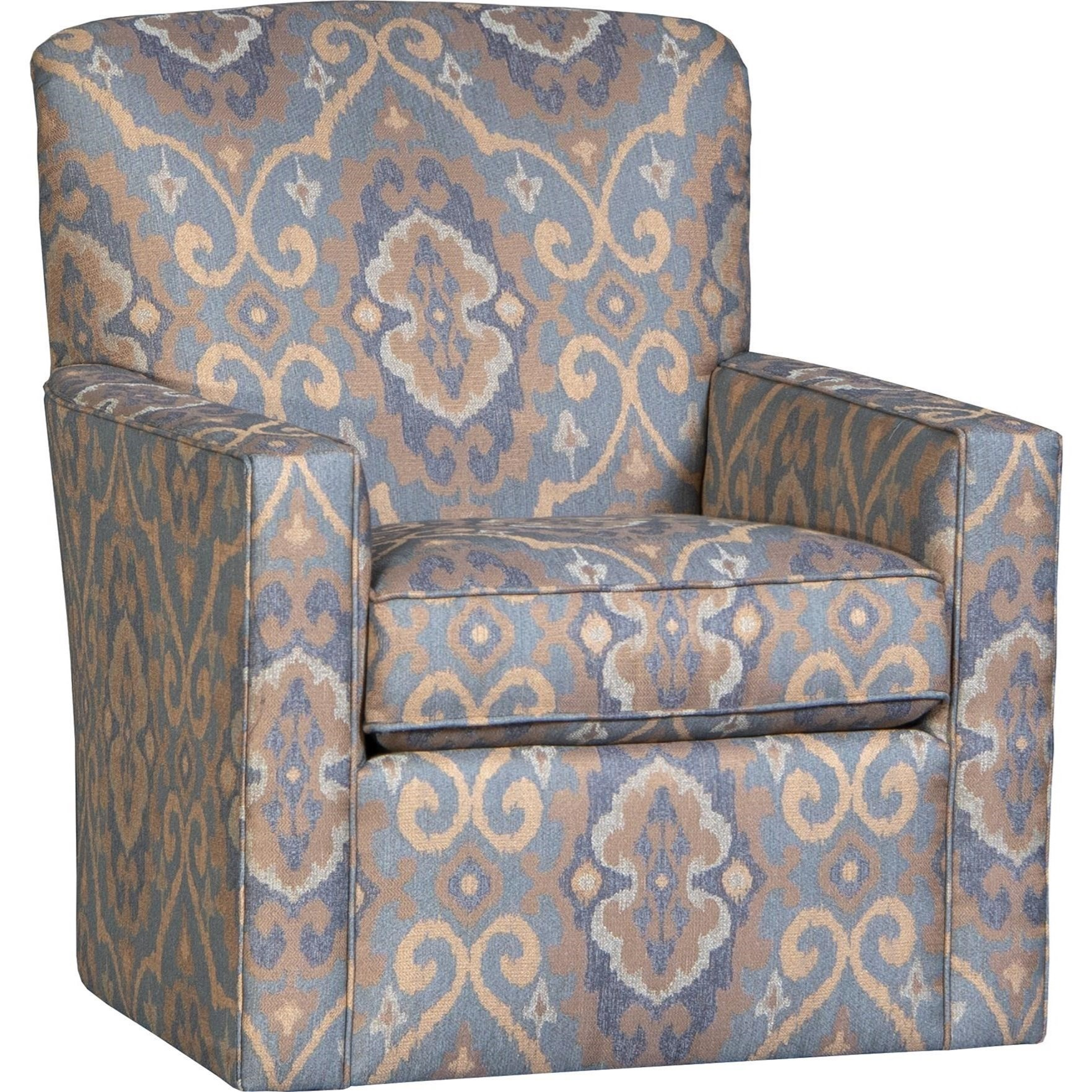5000 Swivel Chair by Mayo at Wilson's Furniture