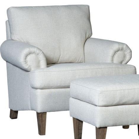 5070 Chair by Mayo at Pedigo Furniture