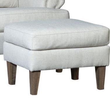 5070 Ottoman by Mayo at Wilcox Furniture