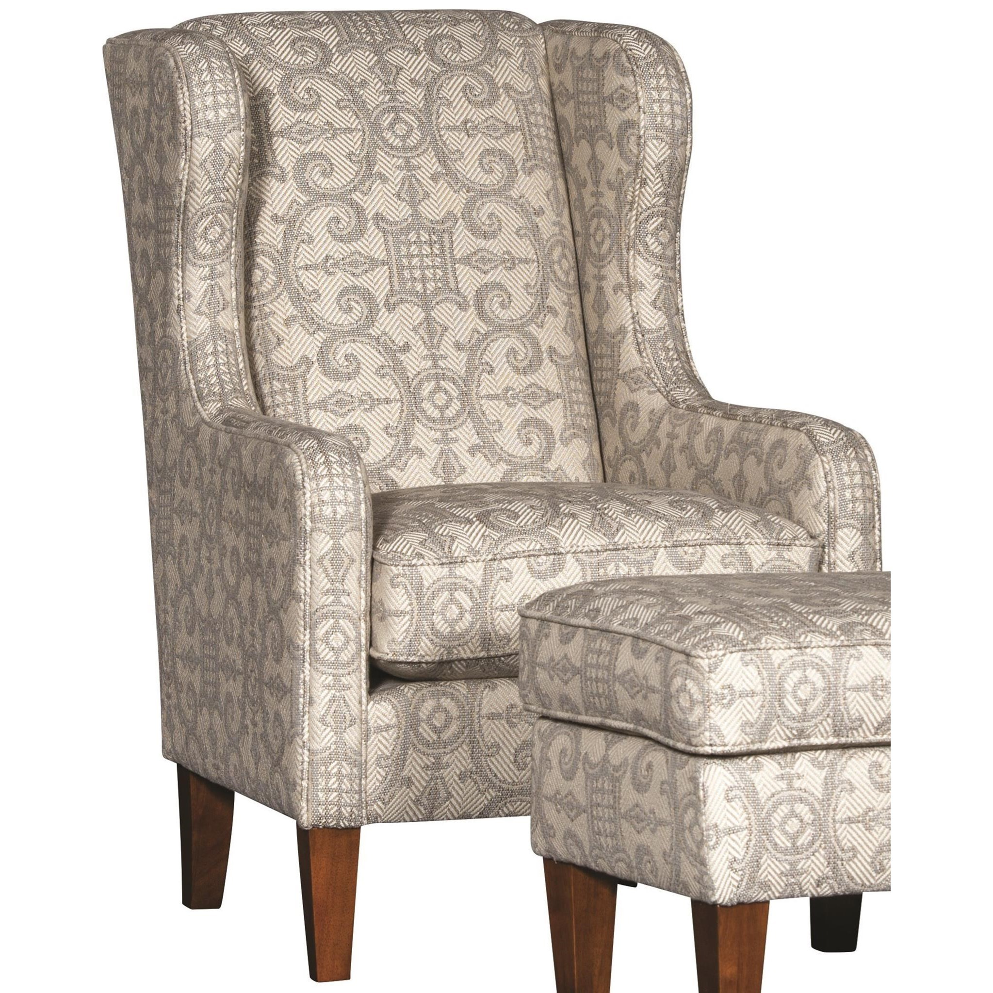 5520 Chair by Mayo at Wilson's Furniture