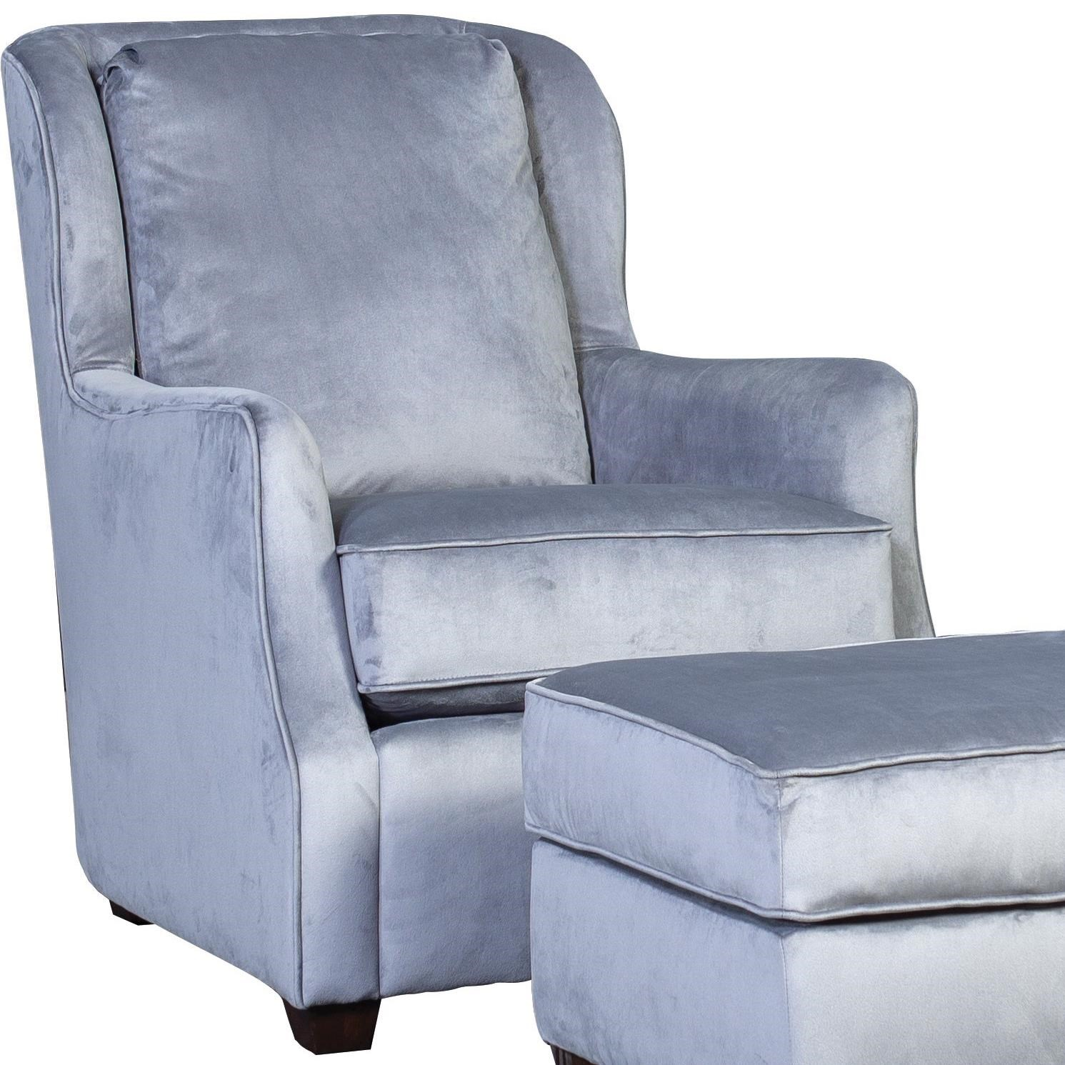 5656 Chair by Mayo at Wilson's Furniture