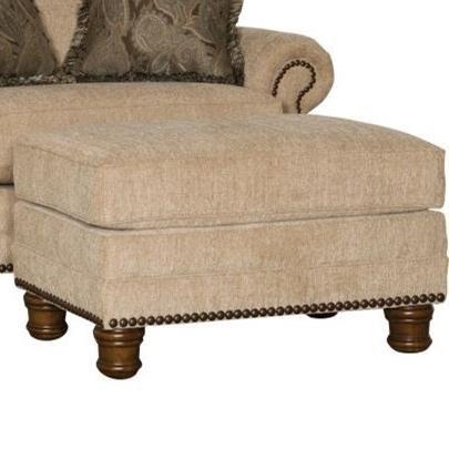 5790 Ottoman by Mayo at Pedigo Furniture