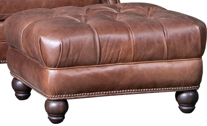 6878 Ottoman by Mayo at Wilcox Furniture