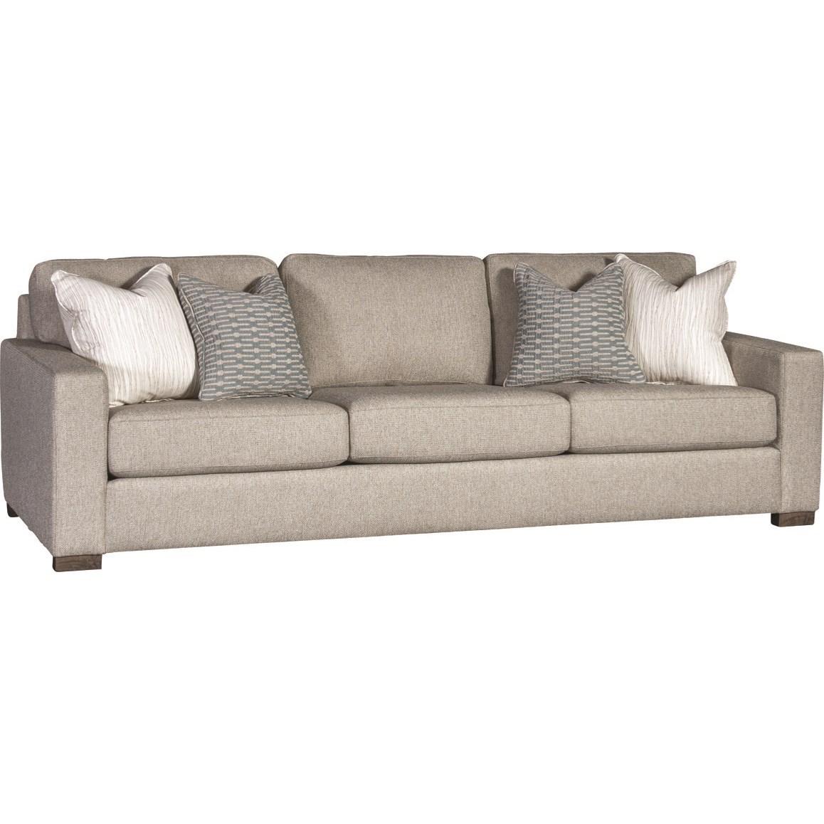 7101 Sofa by Mayo at Pedigo Furniture