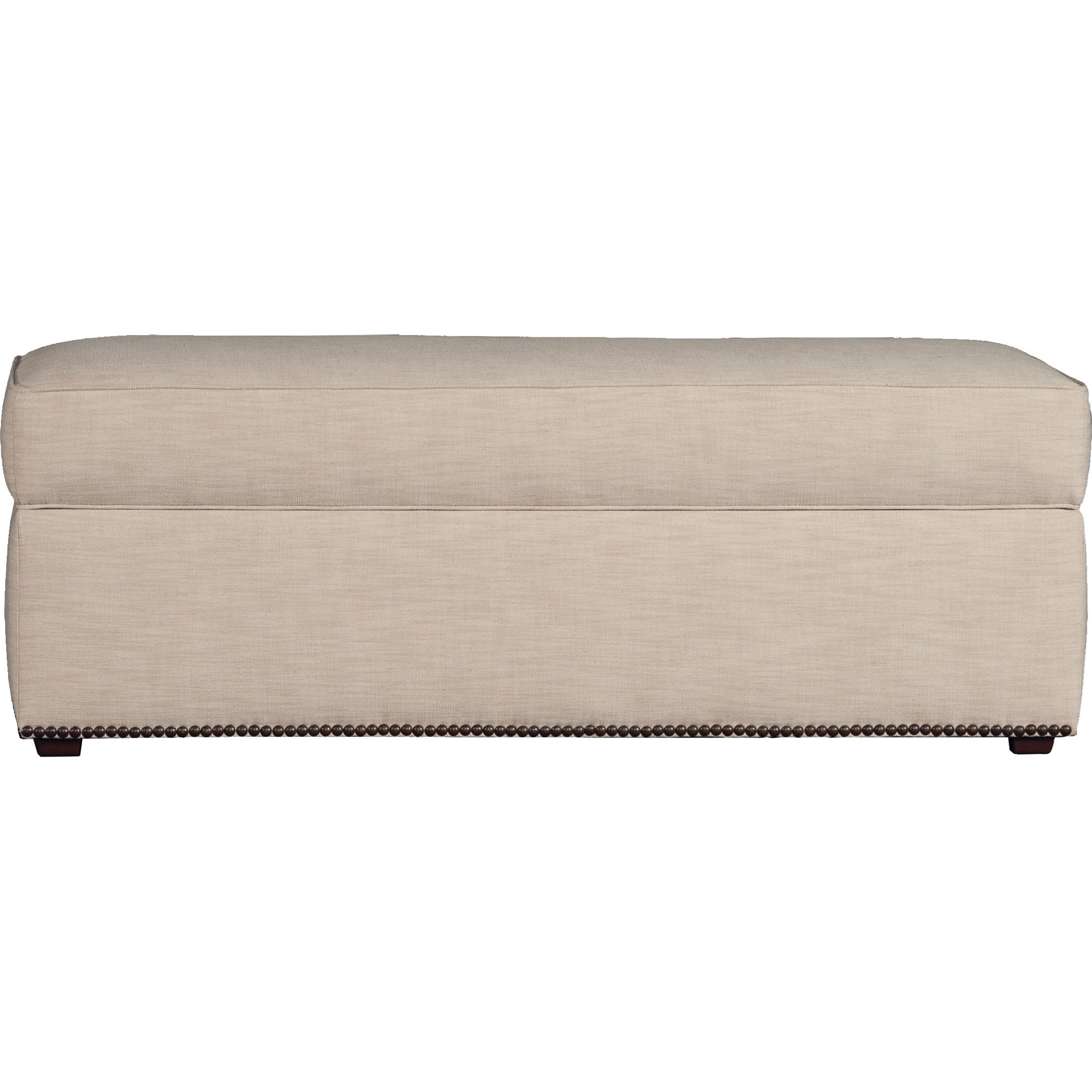 7140 Small Storage Bench by Mayo at Wilcox Furniture