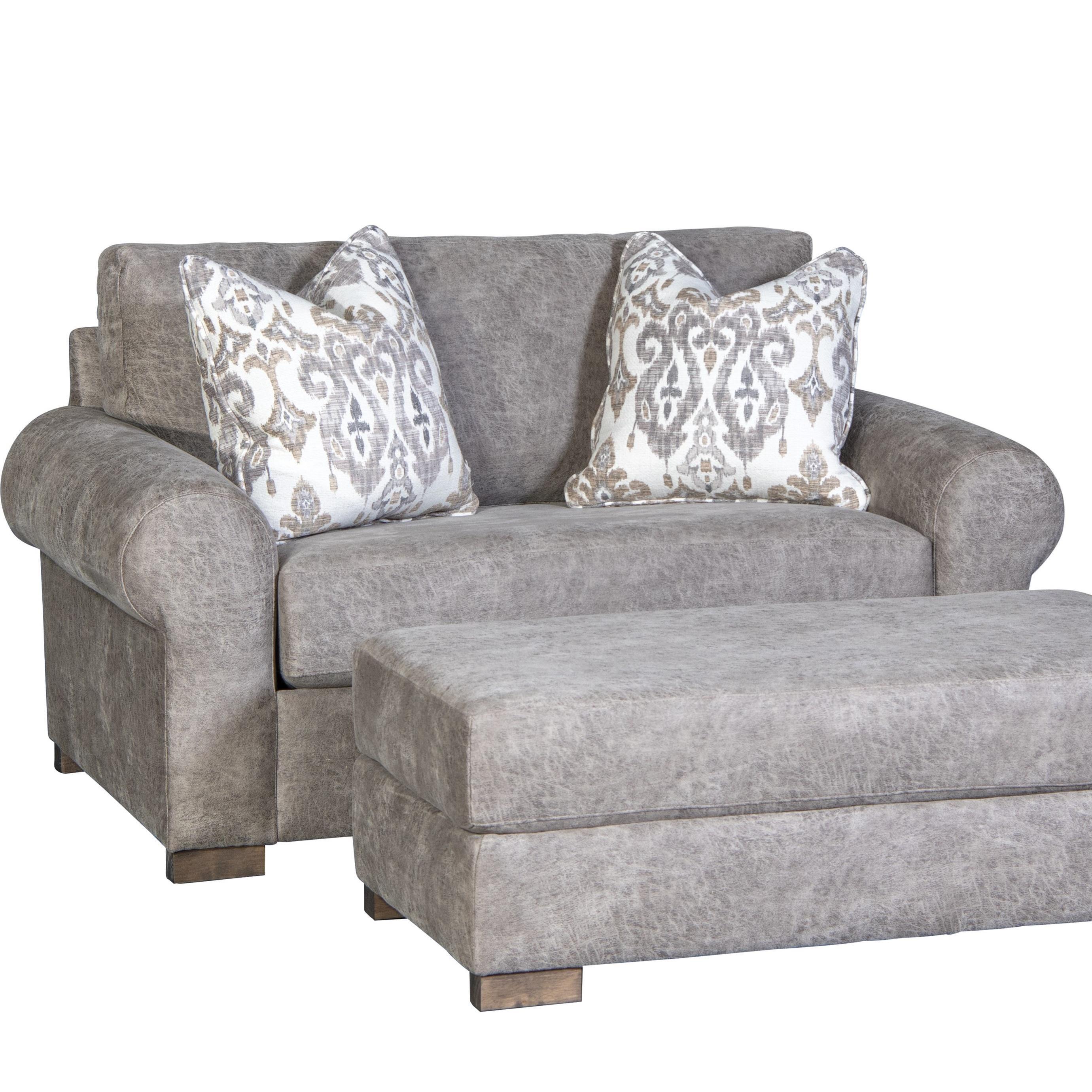 7202 Chair by Mayo at Pedigo Furniture