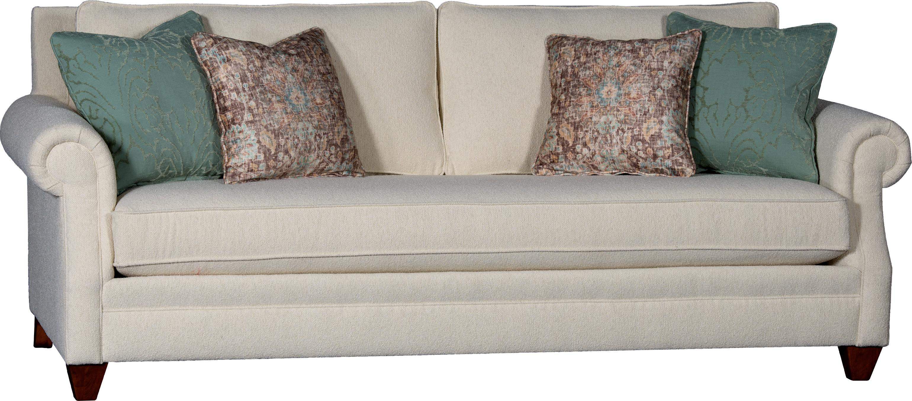 7240 Sofa by Mayo at Wilcox Furniture
