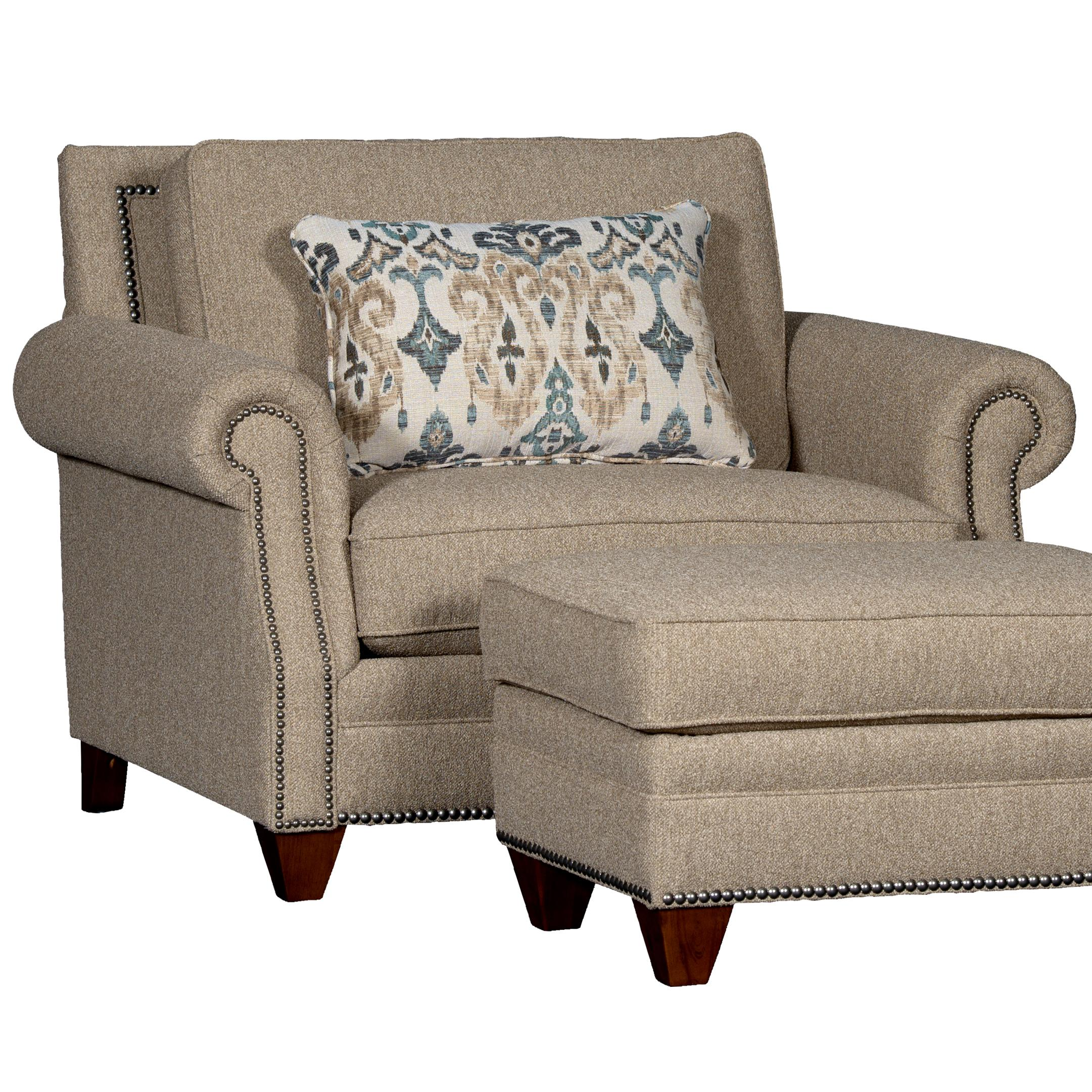 7240 Chair by Mayo at Miller Waldrop Furniture and Decor