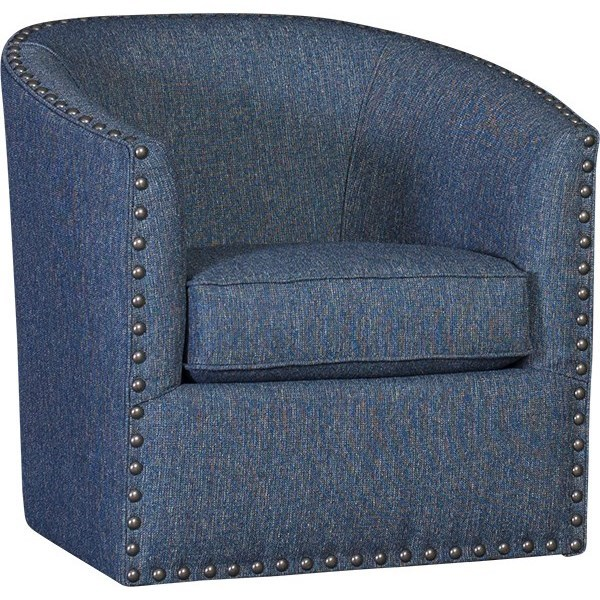 8080 Swivel Chair by Mayo at Wilcox Furniture