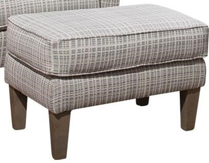 8080 Ottoman by Mayo at Wilson's Furniture