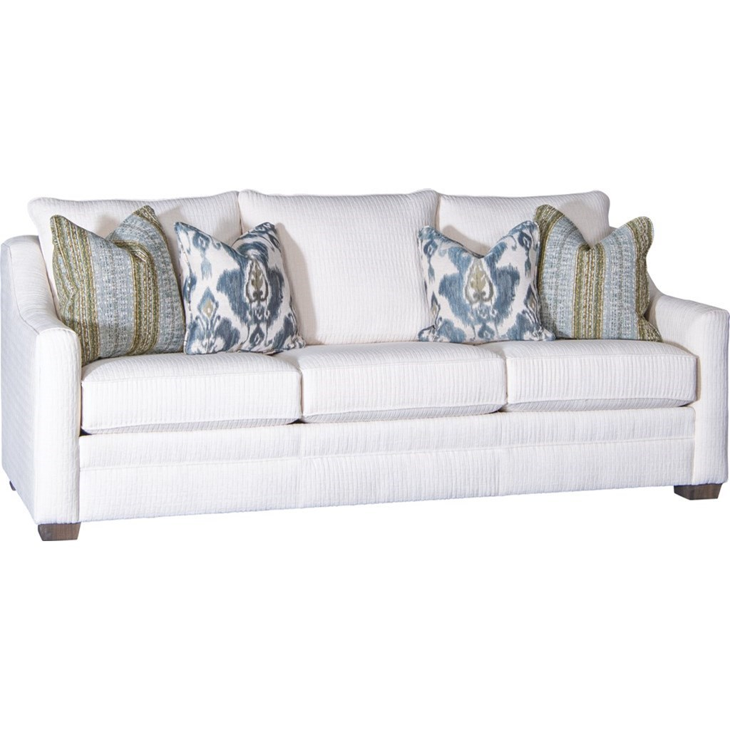 8118 Sofa by Mayo at Wilcox Furniture