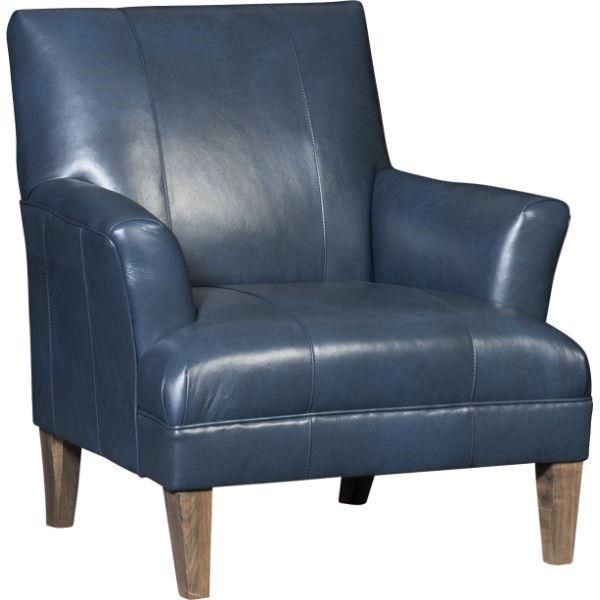 8631 Leather Chair by Mayo at Johnny Janosik