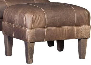 8631 Ottoman by Mayo at Wilson's Furniture