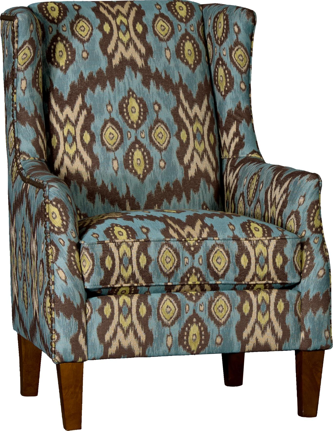 8840 Wing Chair by Mayo at Johnny Janosik