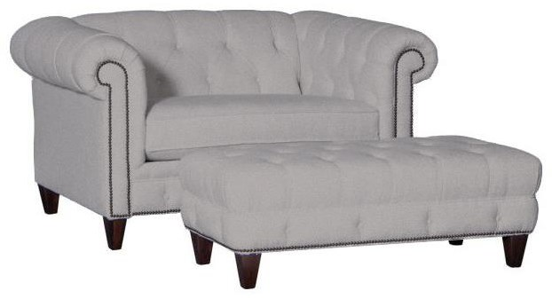 8888 Upholstered Chair by Mayo at Johnny Janosik