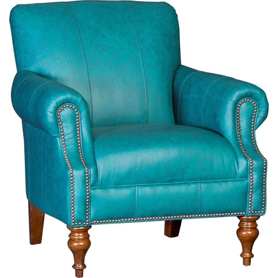 8960 Traditional Chair by Mayo at Pedigo Furniture