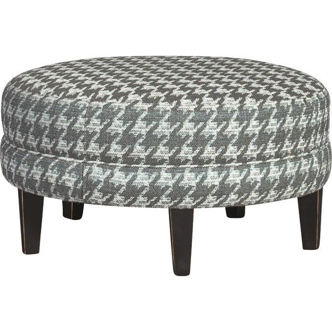 9111 Table Ottoman by Mayo at Pedigo Furniture
