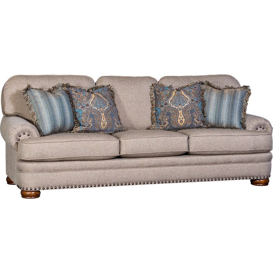 3620 Traditional Sofa by Mayo at Zak's Home