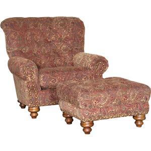 Mayo 9310 Chair and Ottoman