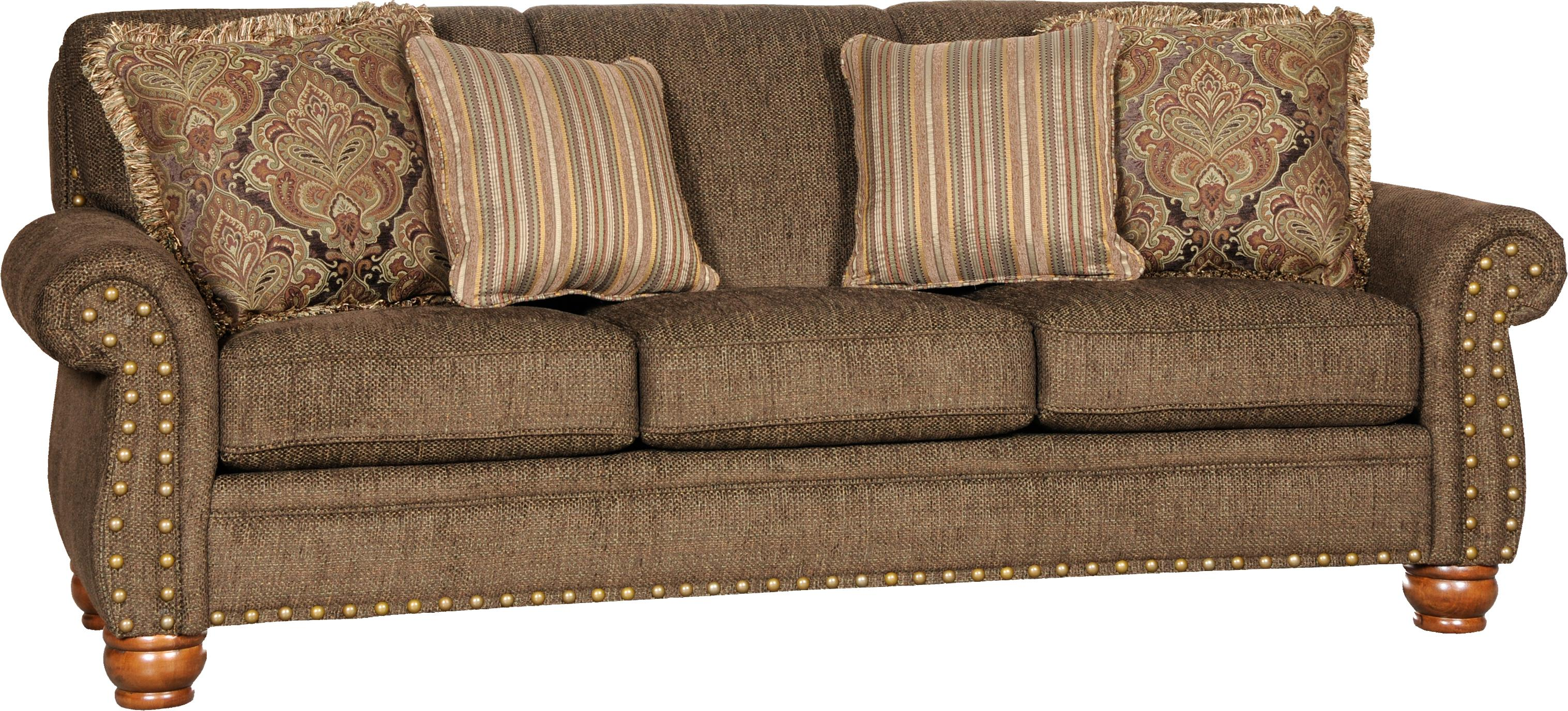 9780 Sofa by Mayo at Wilcox Furniture