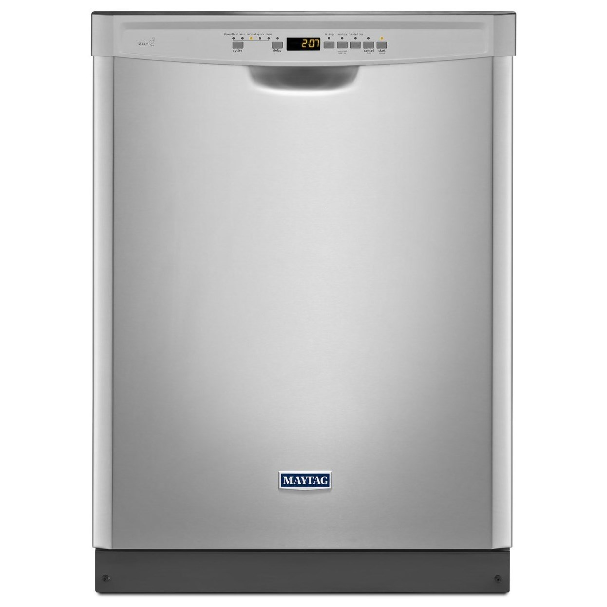 """Built in Dishwashers 24"""" Built-In Dishwasher by Maytag at Westrich Furniture & Appliances"""