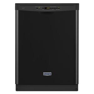 "Maytag Dishwashers 24"" Built-In Powerful Dishwasher"