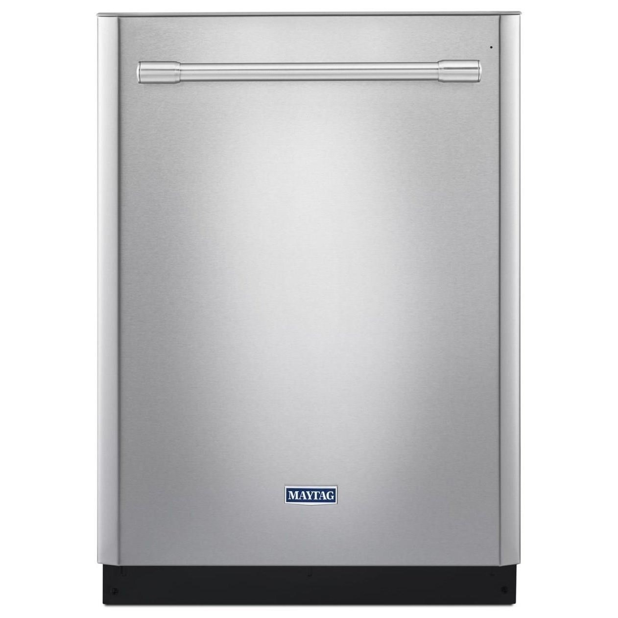 Built in Dishwashers 24-Inch Wide Top Control Dishwasher by Maytag at Wilcox Furniture