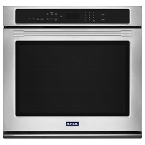 "Maytag Built-In Electric Single Oven 30"" Single Wall Oven - 5.0 Cu. Ft."