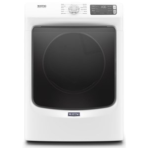 7.3 Cu. Ft. Front Load Gas Dryer with Extra Power and Quick Dry Cycle