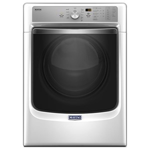 Maytag Front Load Gas Dryer 8200 Series 7.4 Cu. Ft Large Capacity Dryer