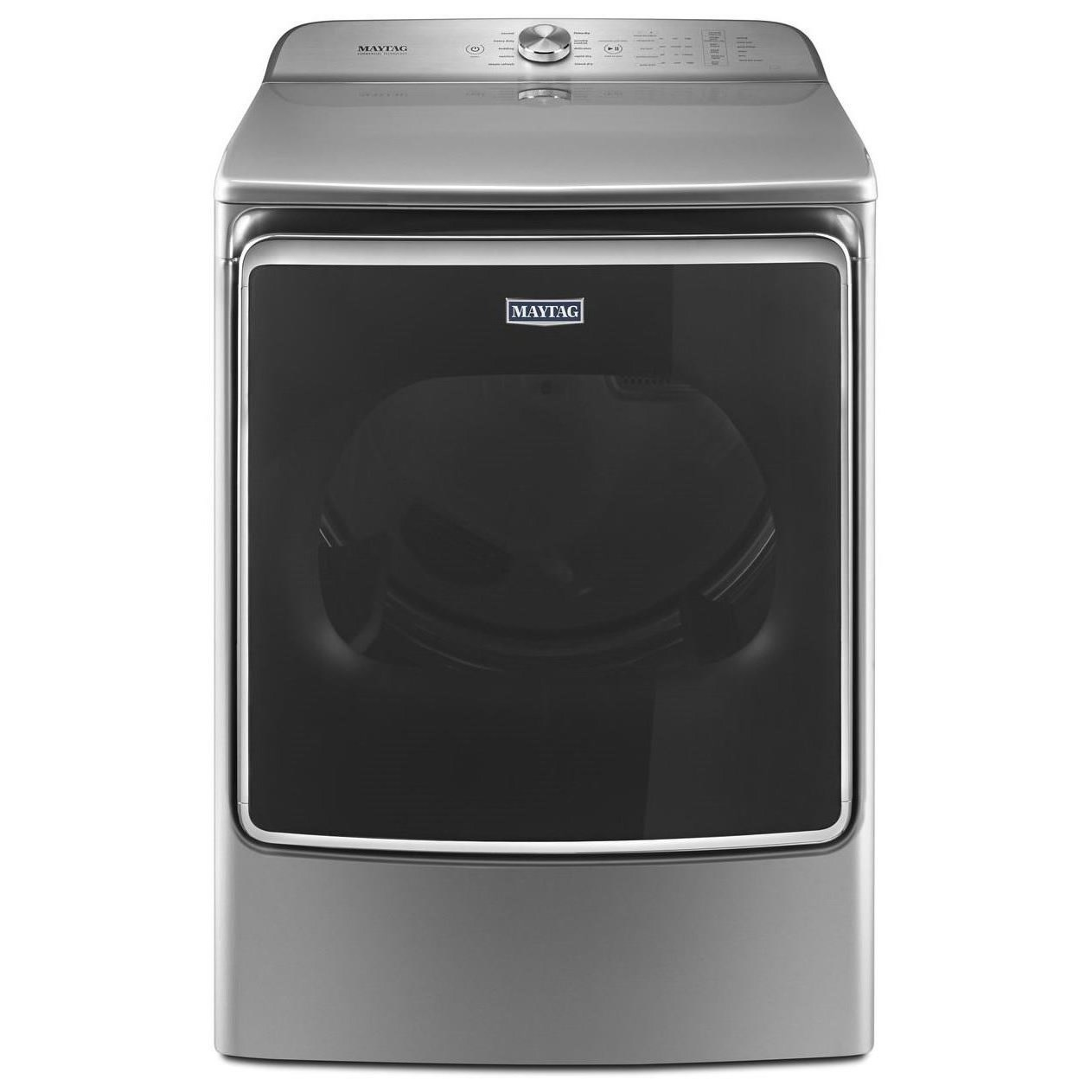 Front Load Gas Dryer 9.2 Cu. Ft. Extra-Large Capacity Dryer by Maytag at Wilcox Furniture