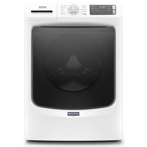 4.5 Cu. Ft. Front Load Washer with Extra Power and 12-Hr Fresh Spin™ Option