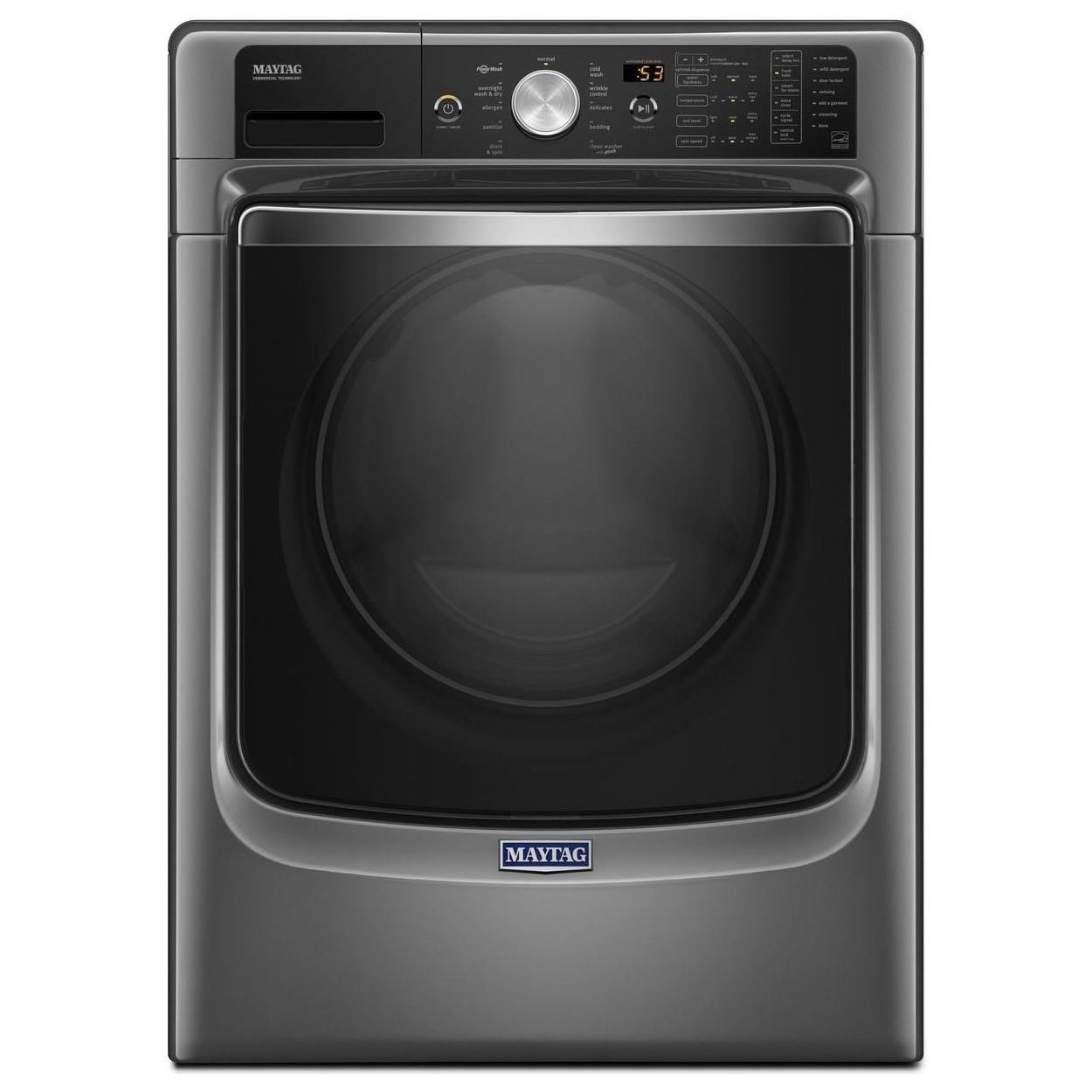 Front Load Washers 8200 Series 4.5 Cu. Ft. Front Load Washer by Maytag at Pedigo Furniture